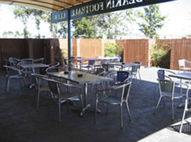 Photograph of outdoor area